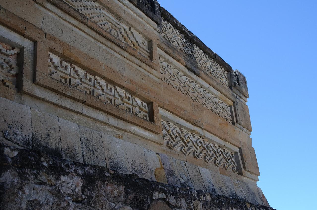 Mitla Facade