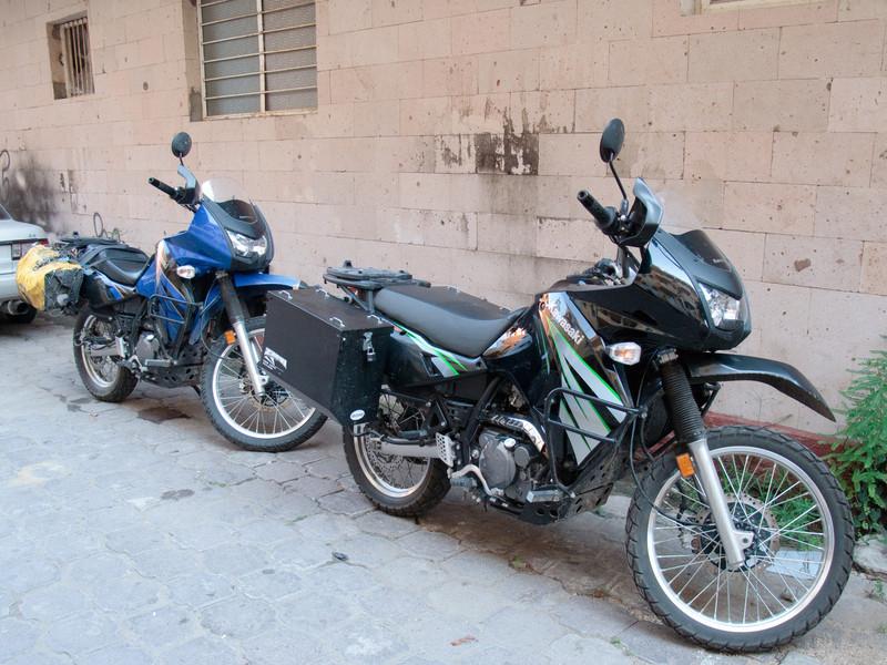 Mike & Karen's bikes