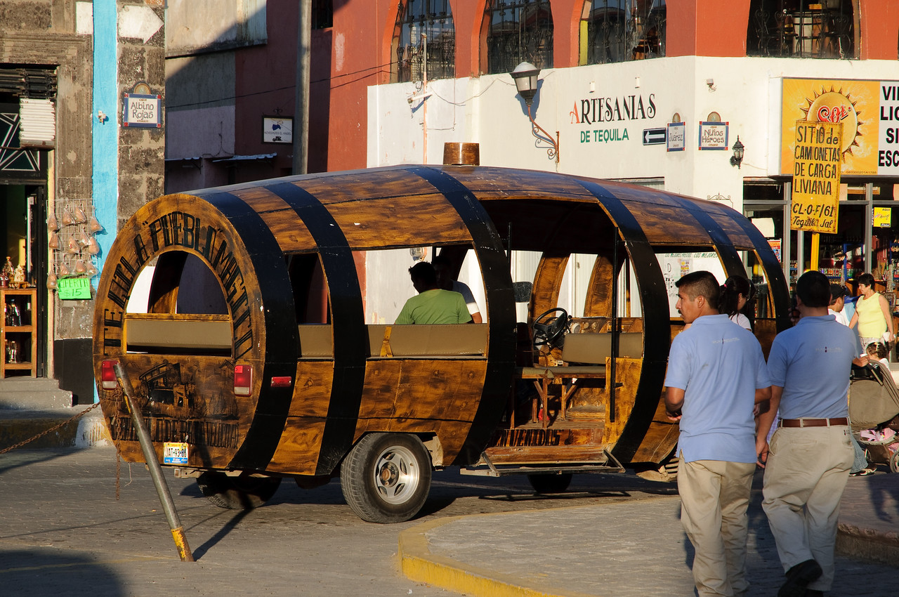 Tequila Van