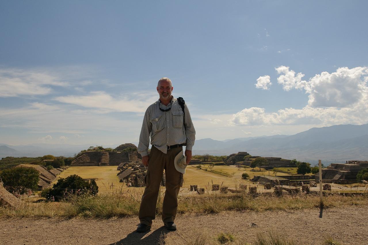 Exploring Monte Alban