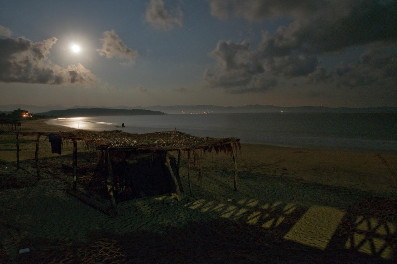 Tenacatita at Night