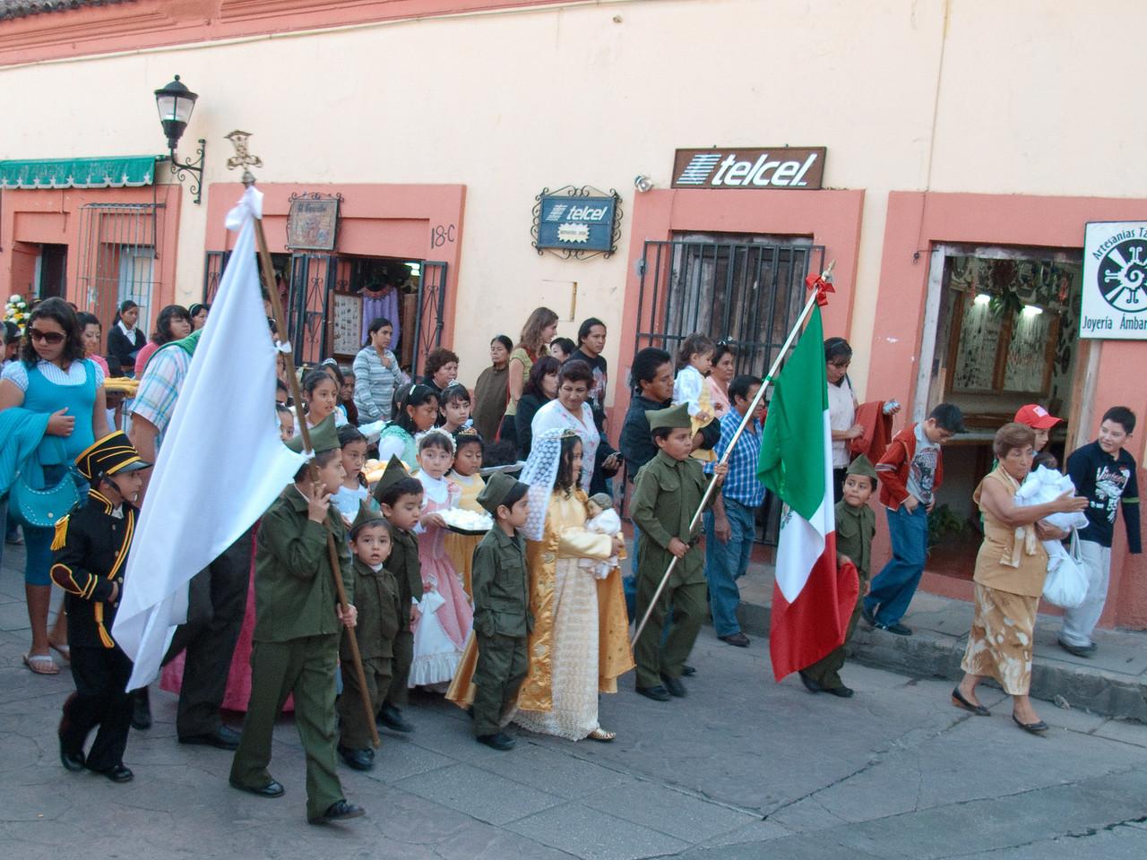 San Cristobal Parade