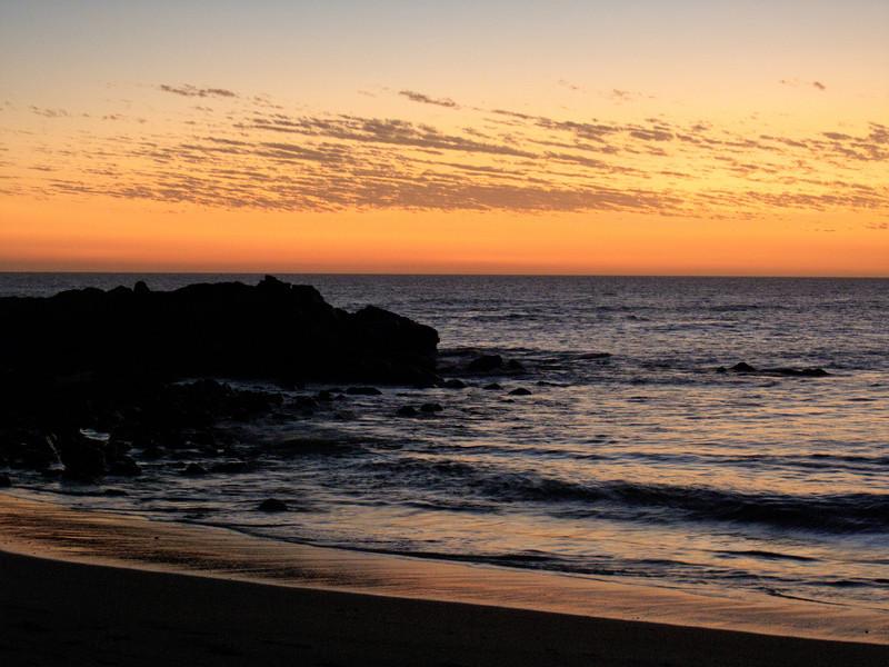 The Rocks at Playa Roca