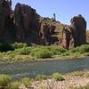 Ar 2065 Rio Chimehuin noordelijk van San Martin de los Andes