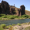 Ar 2064 Rio Chimehuin noordelijk van San Martin de los Andes