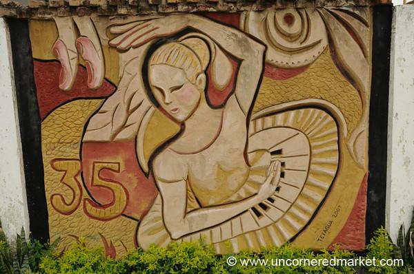Ballerina - Asuncion, Paraguay