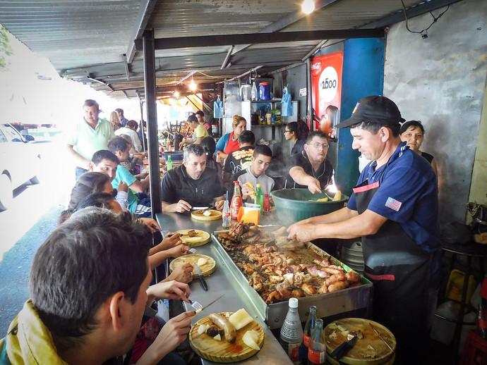 asuncion paraguay barbecue