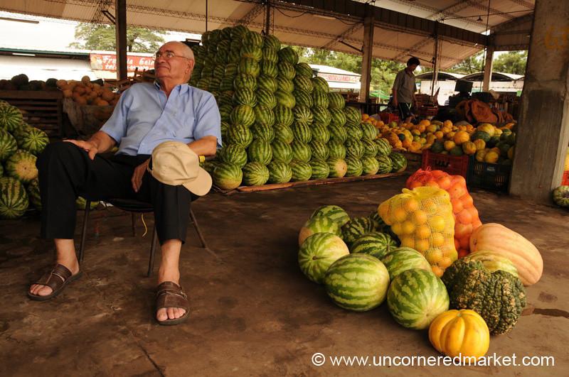 Market Days - Asuncion, Paraguay