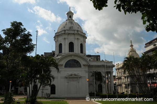 Panteon de los Heroes - Asuncion, Paraguay