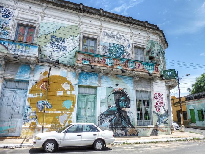 paraguay graffiti