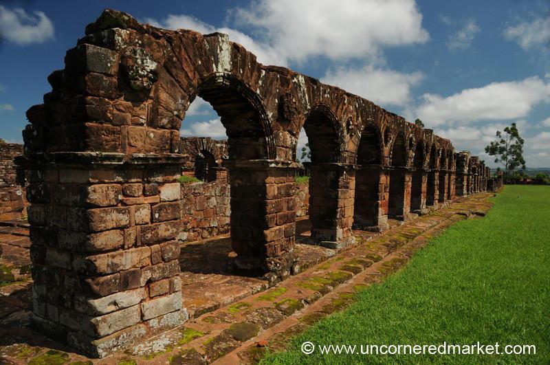 The Least Visited of All U.N. World Heritage Sites - Trinidad, Paraguay