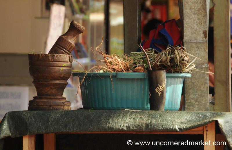 Tereré Awaits - Encarnacion, Paraguay