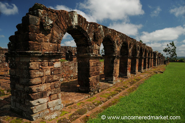 The Least Visited of All U.N. World Heritage Sites - Trinidad, Paraguay