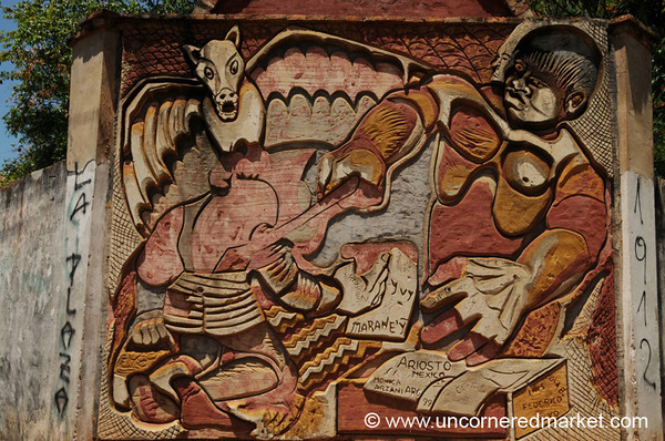 Men and Demons - San Ignacio, Paraguay