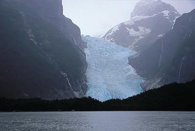 Serrano Glacier, Bernardo O'Higgin National Park.