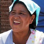 Trying to Stay Cool - Tarija, Bolivia