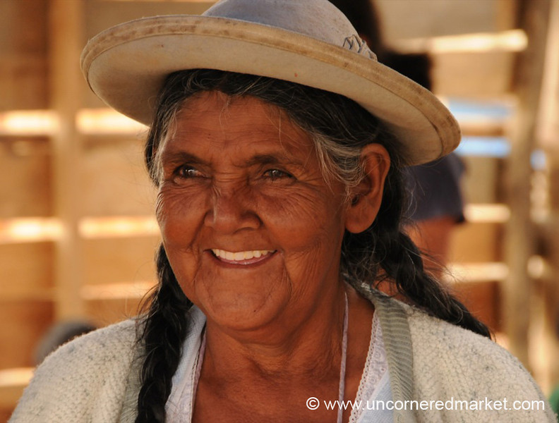 Breaking a Laugh - Tarija, Bolivia