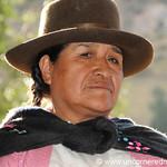 Wise Face - Yauli, Peru