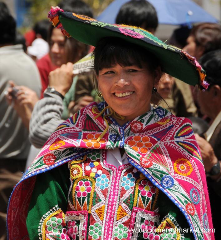 Inside Joke - Cusco, Peru