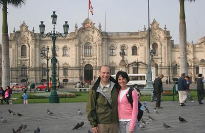 We say goodbye to Peru.....