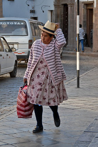 Around Cusco...