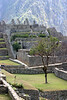 <center>Central Courtyard    <br><br>Machu Picchu, Peru</center>