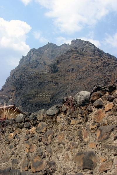 <center>Jagged Peak    <br><br>Ollantaytambo, Peru</center>