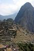 <center>Huayna Picchu Towers Over the City    <br><br>Machu Picchu, Peru</center>