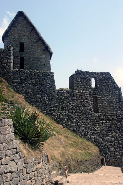 <center>Agricultural Residences    <br><br>Machu Picchu, Peru</center>