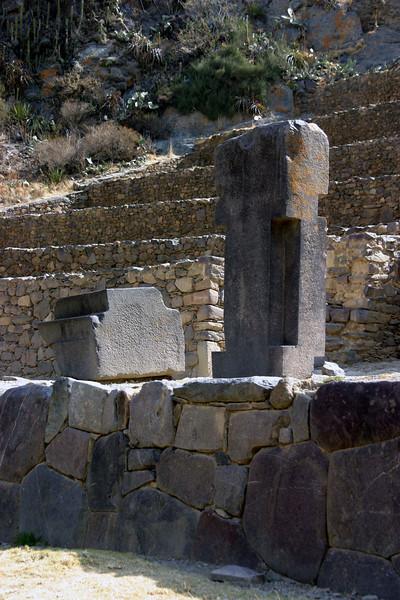<center>Building Stones    <br><br>Ollantaytambo, Peru</center>