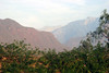<center>View of the Andes from my Hotel   <br><br>Sacred Valley, Peru</center>