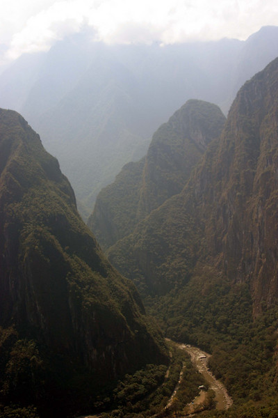 <center>Orubamba River    <br><br>Machu Picchu, Peru</center>