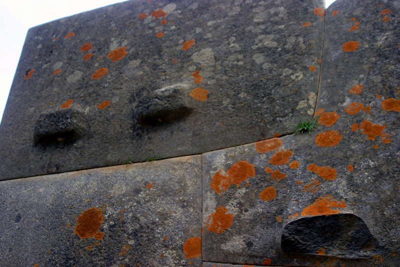<center>Carved Stone    <br><br>Ollantaytambo, Peru</center>