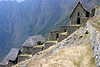 <center>Looking Back at the Farm Houses    <br><br>Machu Picchu, Peru</center>