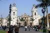 <center>Cathedral of St. John the Evangelist    <br><br>Lima, Peru