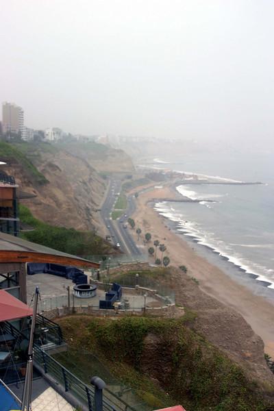 <center>Pacific Coast    <br><br>Lima, Peru