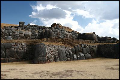 Sacsayhuaman ruins, Cuzco