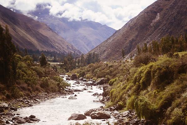 Peru, Secret Valley