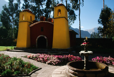 Posada del Inca Hotel, Yucay