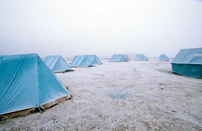 Campsite, Mount Ausangate circuit