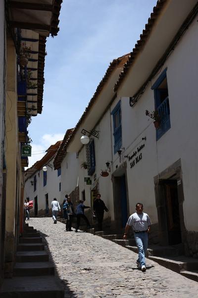 Cuesta San Blas