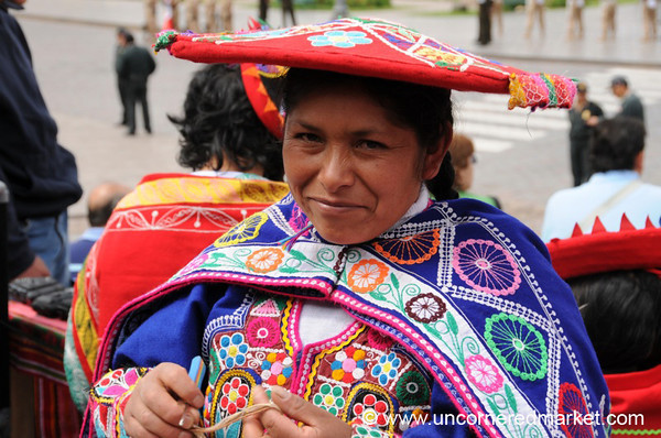 Colorful and Cheery - Cusco, Peru