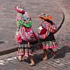 Plaza de Armas<br /> Local Color