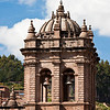 """Cusco Cathedral (Cathedral of Santo Domingo)<br>One of these two bells is known as """"María Angola.""""   Cast in 1659, the bell is said to have been named for a black woman who tossed 25 pounds of gold into the crucible, thus ensuring success after the first two castings had failed."""