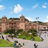 Plaza de Armas<br /> Cusco Cathedral (aka Cathedral of Santo Domingo)
