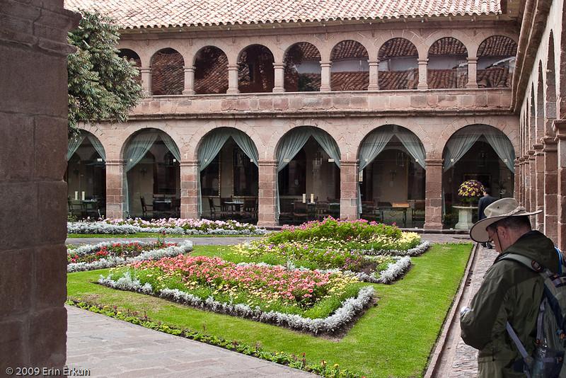 Hotel Monasterio (former Seminary of San Antonio Abad)