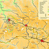Itinerary<br /> Detail of Cusco - Sacred Valley (based in Ollantaytambo) - Machu Picchu portion of the itinerary.