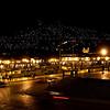 Cusco: Plaza de Armas<br /> View from the balcony of Norton's Rat Tavern.