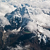 Andes Mountains (flight from Lima to Cusco)<br /> Salkantay Mountain; the 38th highest peak in the Andes and the 12th highest in Perú.