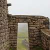 Machu Picchu<br /> Now that we've seen the sanctuary from above, lets walk through the portal to explore the site.